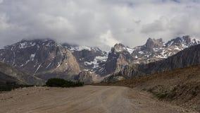 Anti-Taurus Mountains - Nigde. Anti-Taurus (Aladaglar) mountain range in southern and eastern part of Turkey near the province of Nigde Royalty Free Stock Photography