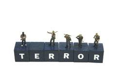 Anti-terror Maßeinheit lizenzfreies stockbild