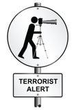 Anti-terrorism Immagini Stock