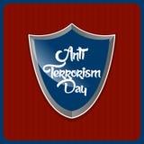 Anti Terrorism Day Stock Image