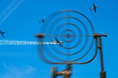 Antiaircraft defense Royalty Free Stock Photo