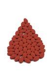 antianemic χάπι Στοκ Εικόνες