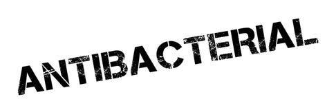 Antibacterial rubber stamp Stock Photos