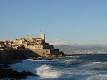 Antibes Royalty Free Stock Image