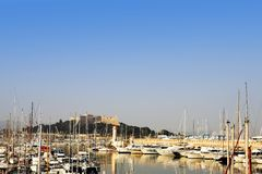 Antibes #275 Stock Photography
