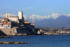Antibes Stock Photography