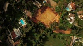 Antibes Aerial stock video