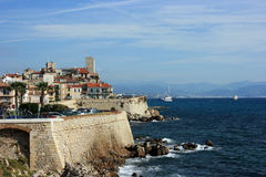 Antibes at day 2 Royalty Free Stock Photography