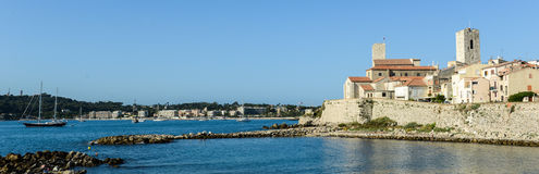 Antibes France Stock Images
