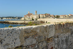 Antibes France stock photography