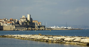 Antibes France Stock Photo