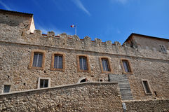 Antibes, France - april 15 2016 : Picasso museum royalty free stock image