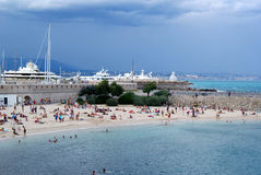 Antibes, France Royalty Free Stock Photo