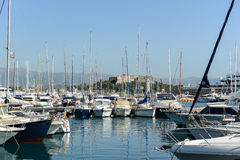 Antibes France Stock Photos