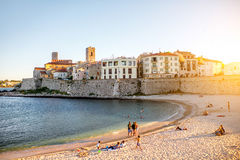 Antibes in France Stock Photography