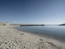 Antibes, france stock image