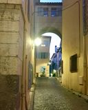 Antibes, France. Vacation in France, old town royalty free stock photo