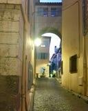 Antibes, Francia Foto de archivo libre de regalías