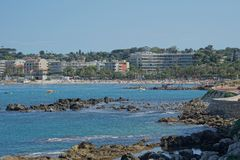 Antibes, Francia Fotografie Stock Libere da Diritti