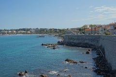 Antibes, Francia Fotografia Stock
