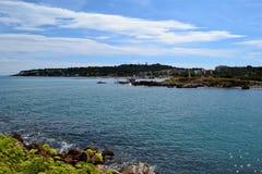 Antibes, Frankreich stockbilder