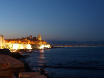 Antibes old town Stock Images
