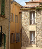 Antibes - Old town Stock Photos