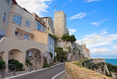 Antibes - Old town Stock Photo