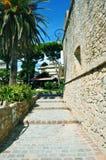 Antibes pittoresca Immagini Stock