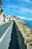 Antibes pittoresca Fotografia Stock
