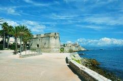 Antibes pittoresca Immagine Stock Libera da Diritti