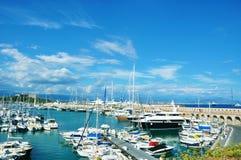 Antibes pittoresca Immagine Stock