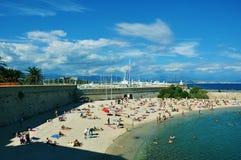 Antibes pittoresca Fotografia Stock Libera da Diritti