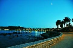 Antibes pittoresca Fotografie Stock