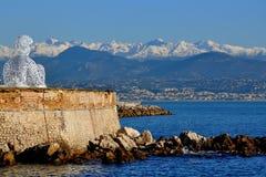 Antibes, riviera francesa imagen de archivo libre de regalías
