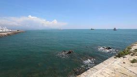 Antibes schronienia Francja Cote d'Azur zbiory