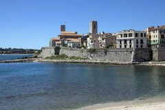 Antibes - South of France Royalty Free Stock Images