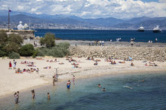 Antibes - South of France Royalty Free Stock Photography