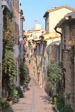 Antibes street Royalty Free Stock Images