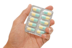 Antibiotic Medicine Stock Images