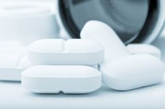 Antibiotica royalty-vrije stock afbeeldingen