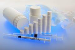 Antibiotici Fotografie Stock Libere da Diritti