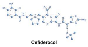 Antibiotico della cefalosporina di Cefiderocol royalty illustrazione gratis