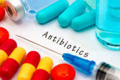 Antibiotics Stock Images