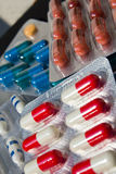 Antibiotics Royalty Free Stock Images