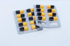 Antibiotics Stock Photography