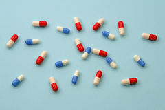 Antibiotika lizenzfreies stockbild