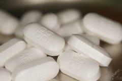Antibiotikum Arkivfoton