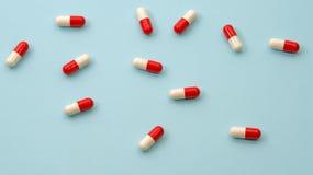 antibiotikummar Royaltyfri Foto