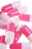 antibiotikummar Arkivfoton
